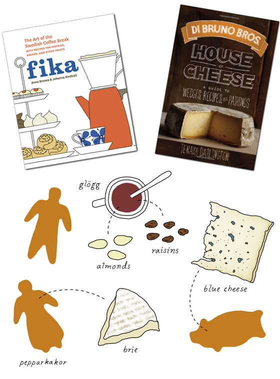fika the art of the swedish coffee break with recipes for pastries breads and other treats